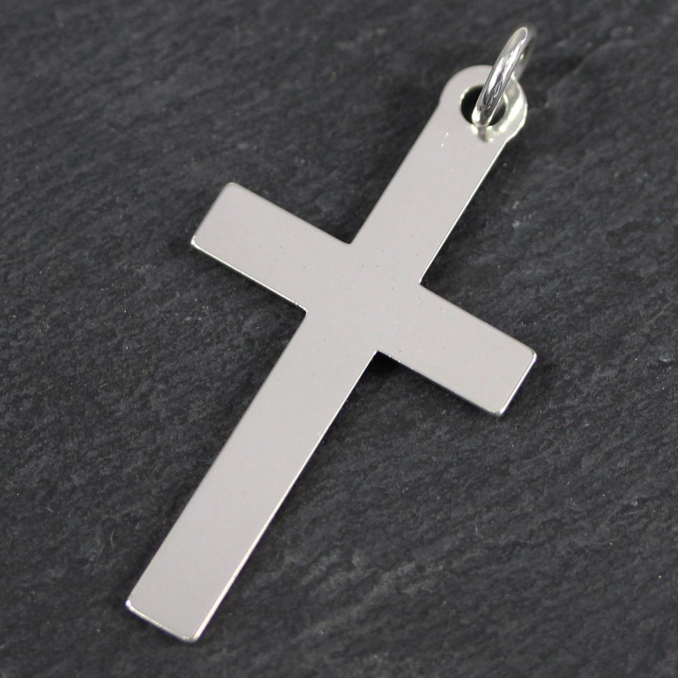 65mm cross pendant by trade jewellery in south africa