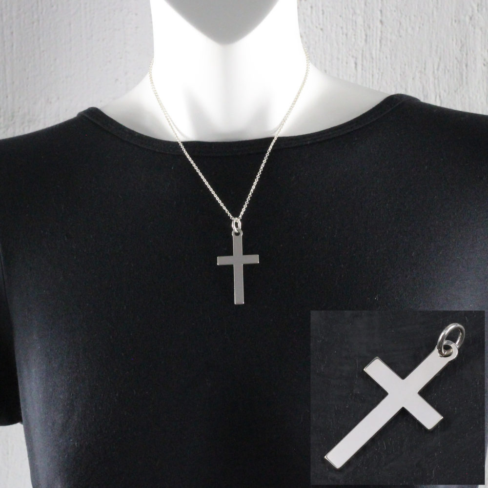 sterling silver cross pendant south africa whole sale pendants 45mm